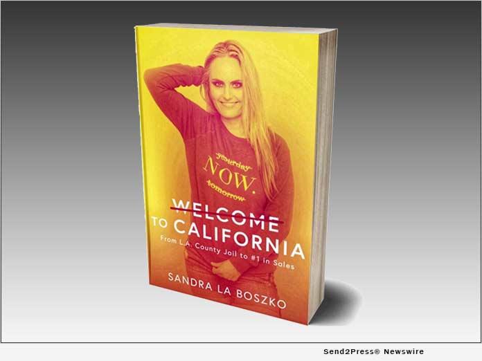 BOOK: Welcome to California by Sandra La Boszko