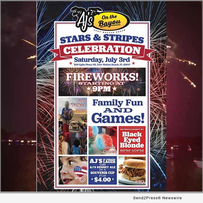 AJ's Stars and Stripes Celebration
