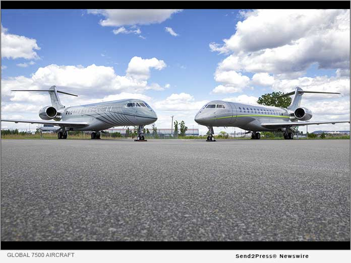 Global 7500 Aircraft - Chartright Air Group