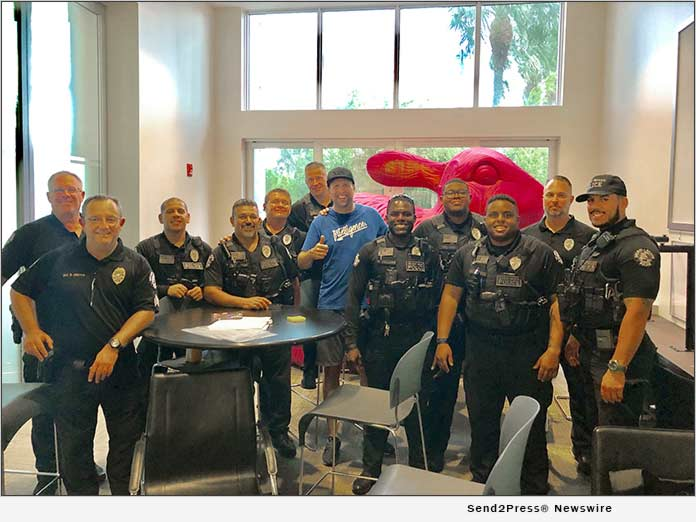 Spodak Dental Group Partners with the Delray Beach Police Department