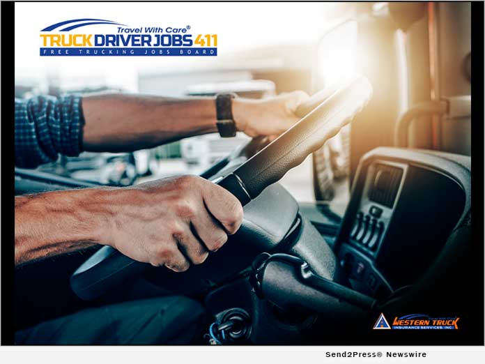 Truck Driver Jobs 411