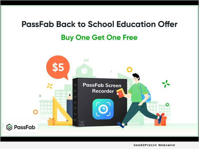 PassFab Provides Great Discount for 2021 Back to School