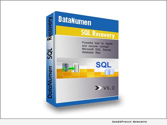 DataNumen SQL Recovery v6.0
