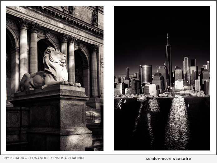 NEW YORK IS BACK - by Fernando Espinosa Chauvin