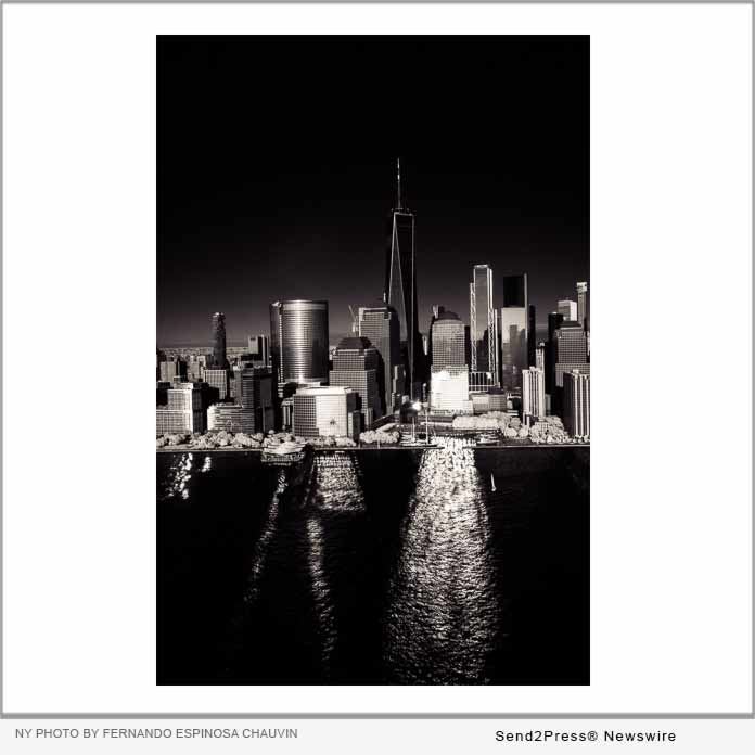 NEW YORK IS BACK - photography by Fernando Espinosa Chauvin