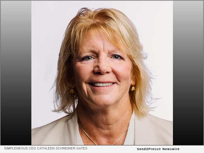 SimpleNexus CEO Cathleen Schreiner Gates