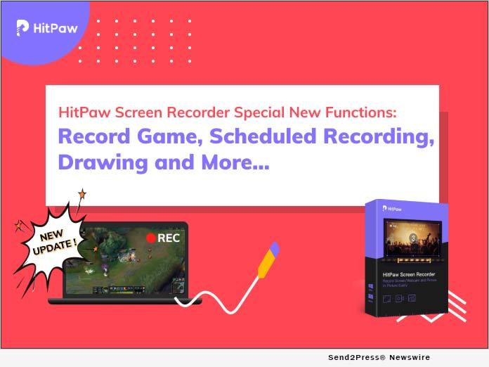 HitPaw Screen Recorder