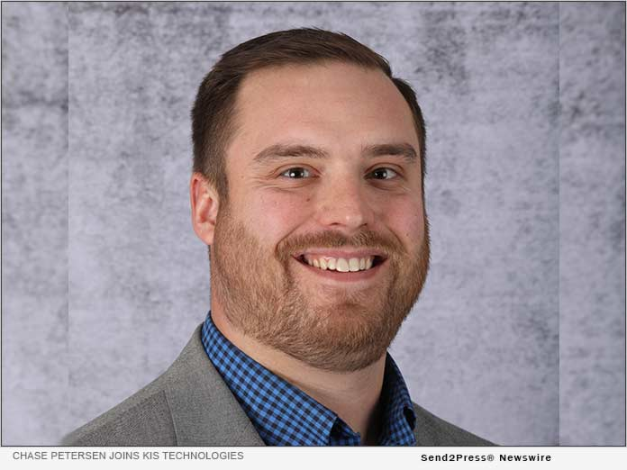 Chase Petersen Joins KIS Technologies as Sr. Business Development Manager