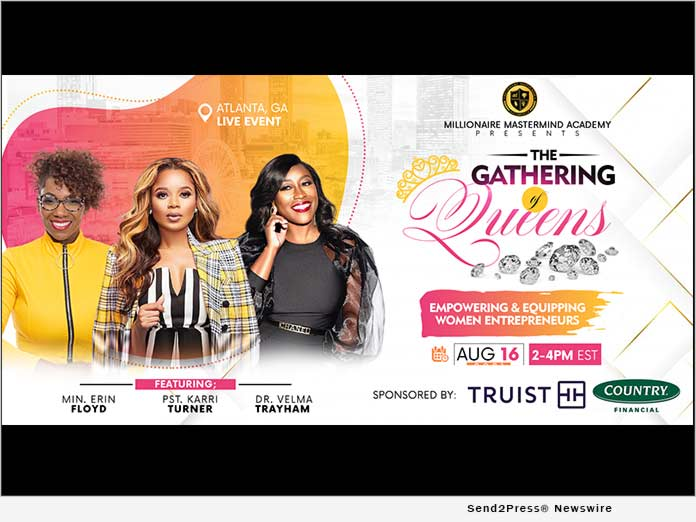 The Gathering of the Queens: Empowering and Equipping Women Entrepreneurs