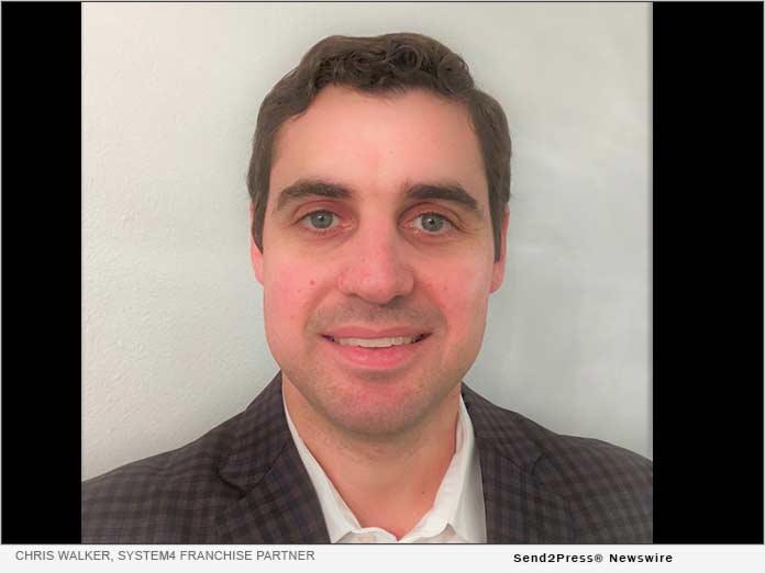 Chris Walker, System4 Franchise Partner