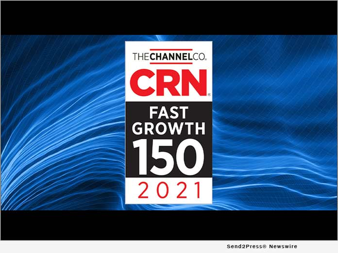 CRN Fast Growth 150 2021 - Aligned Technology Solutions