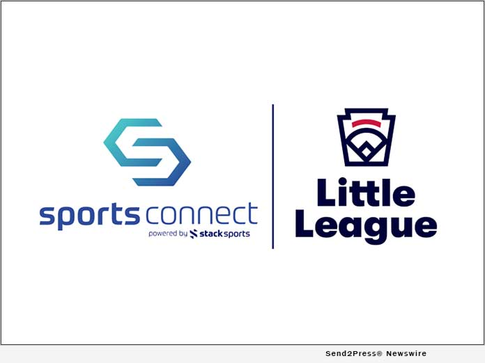 Sports Connect and LITTLE LEAGUE