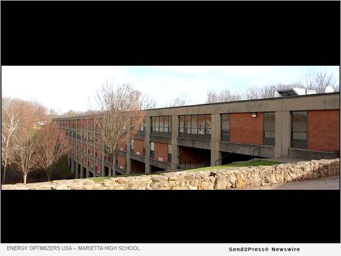 Marietta High School - Ohio