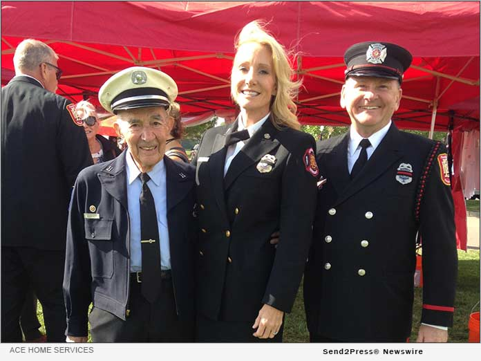 Captain Alfred 'Benny' Ashley (retired)