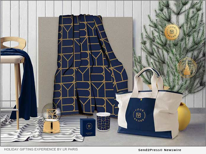 Holiday Gifting Experience by LR Paris