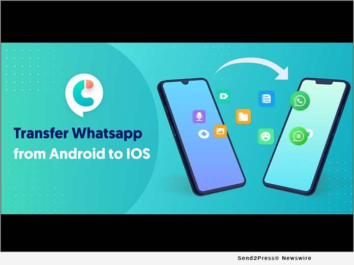 Tenorshare iCareFone for WhatsApp Transfer App App