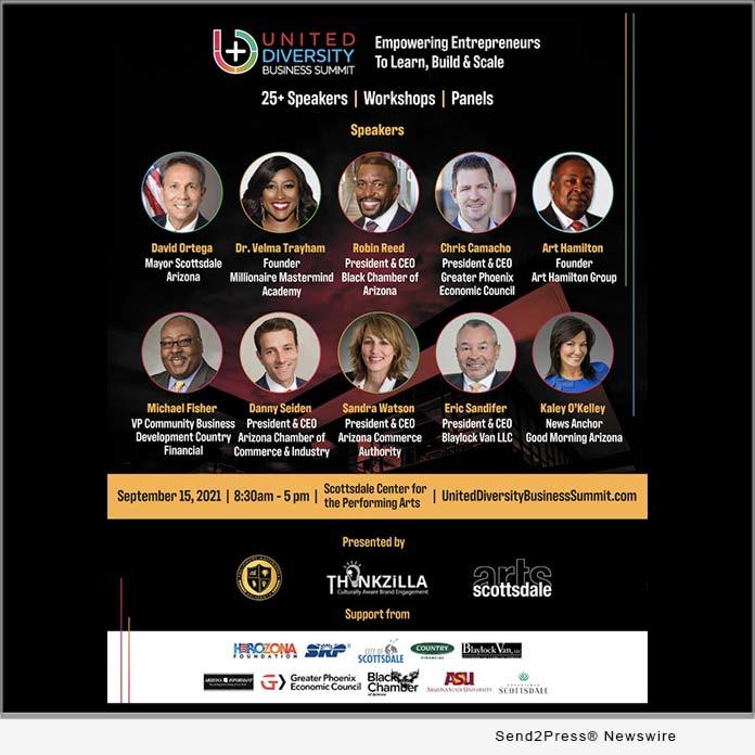 United Diversity Business Summit 2021