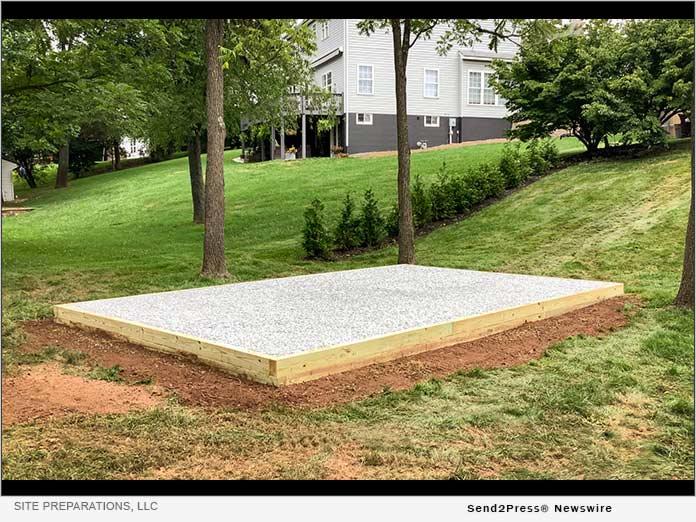 Site Preparations, LLC - Concrete Slab Foundation