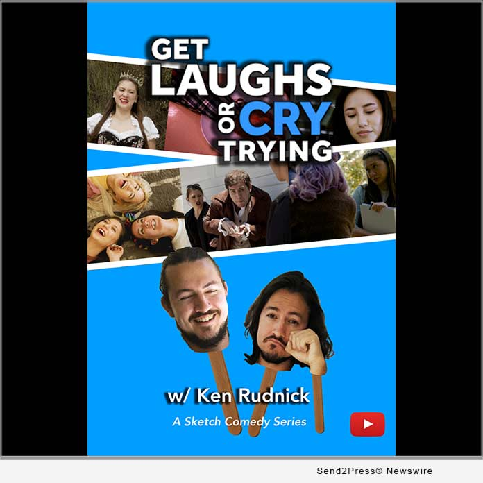 Get Laughs or Cry Trying - Series Poster