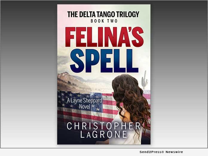 FELINA's SPELL by Christopher LaGrone