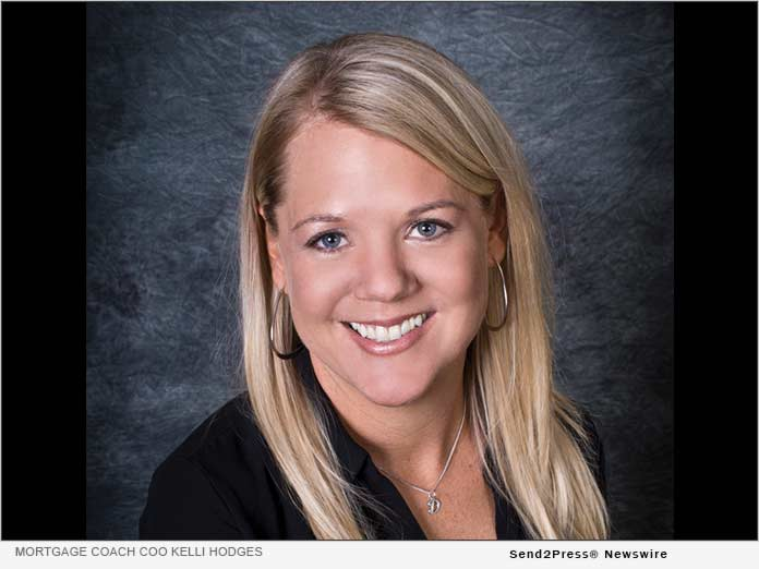 Mortgage Coach COO Kelli Hodges