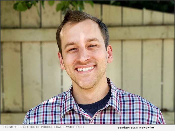 FormFree Director of Product Caleb Wuethrich