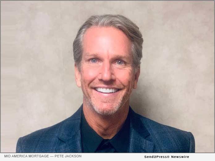 Pete Jackson of Mid America Mortgage