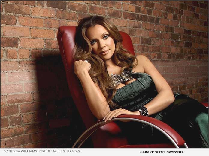 Multi-Faceted Entertainer Vanessa Williams Spotlights New American Founding Figure Slave Heroine with Foreword in Creative Nonfiction Release, 'Espionage and Enslavement in the Revolution'