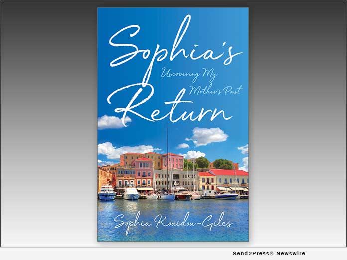 BOOK Sophia's Return