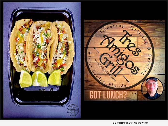 TACO TUESDAY at Tres Amigos Grill