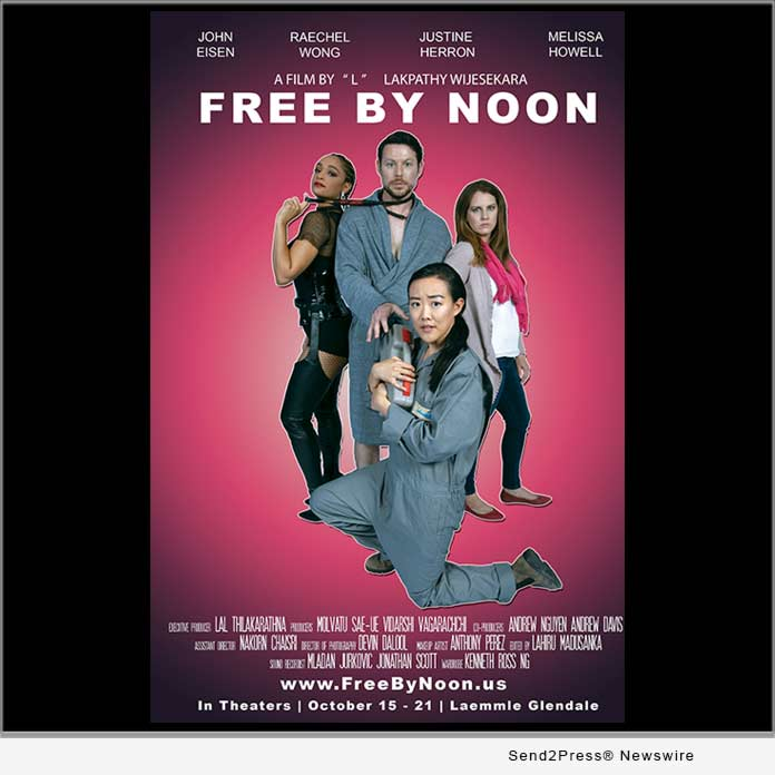 Free By Noon - Movie Poster