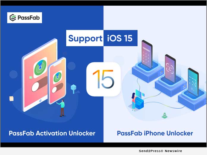 PassFab Supports iOS 15
