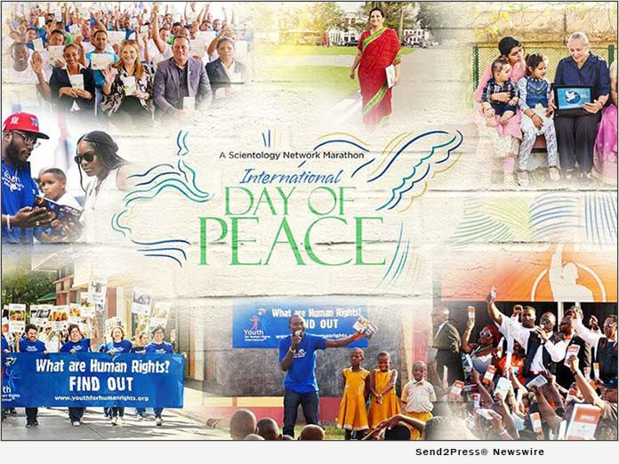 COS - International Day of Peace