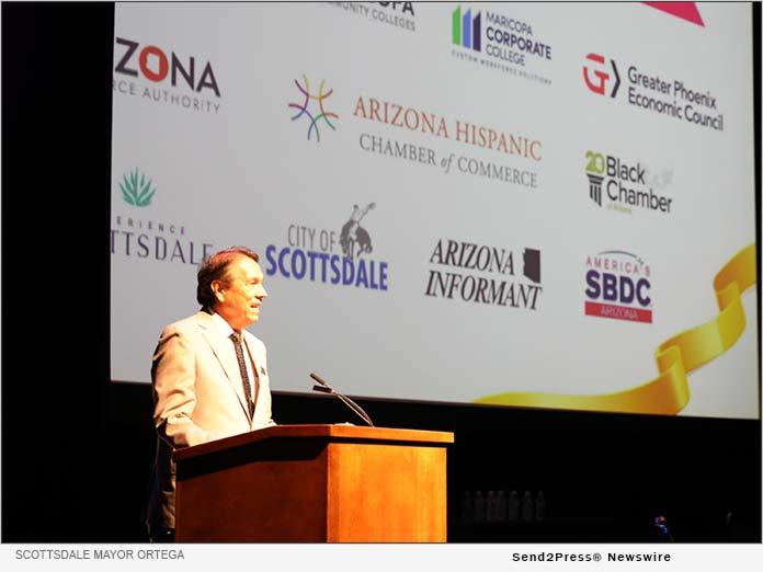 Scottsdale Mayor Ortega