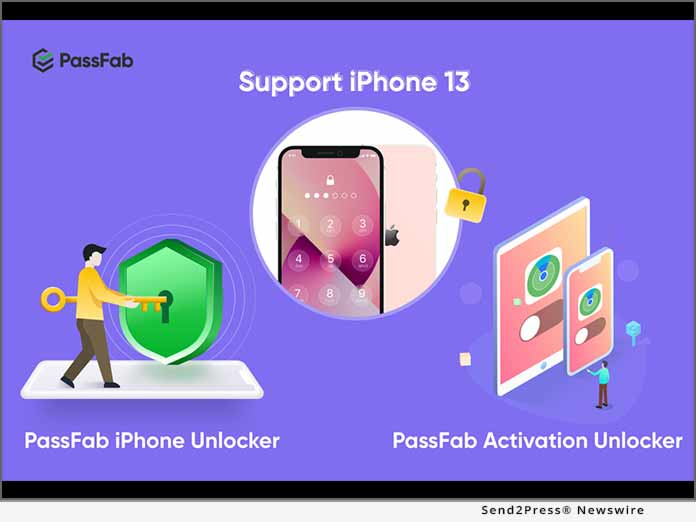 PassFab Supports iPhone 13
