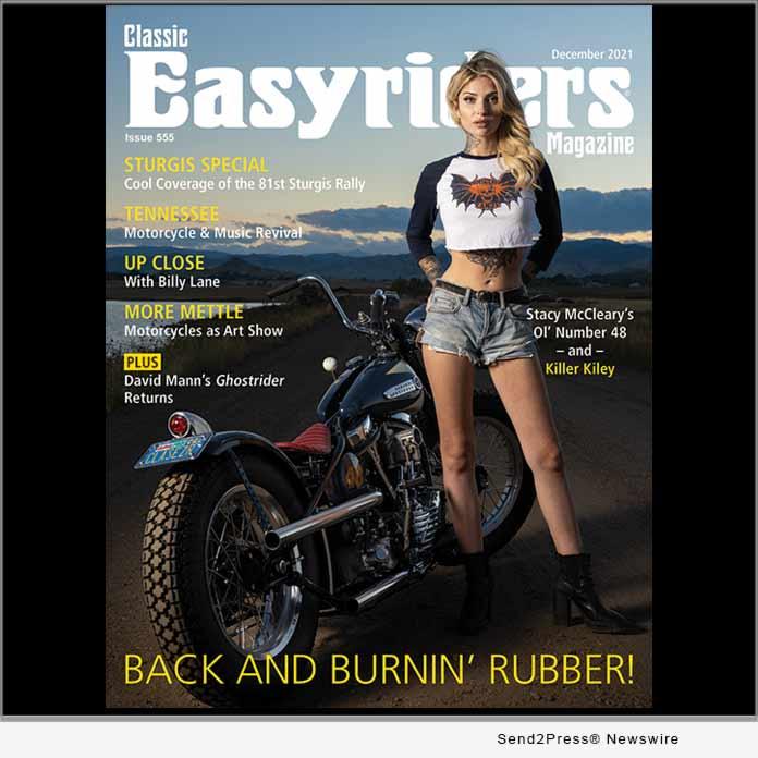 Issue 555 - December 2021