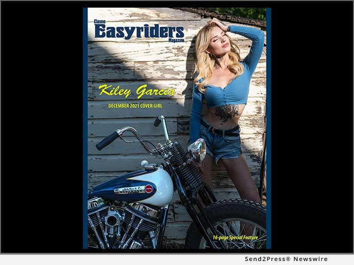 Kiley Garcia - 16 page Special Feature