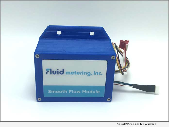 Fluid Metering's FSF Smooth Flow Technology Application Module