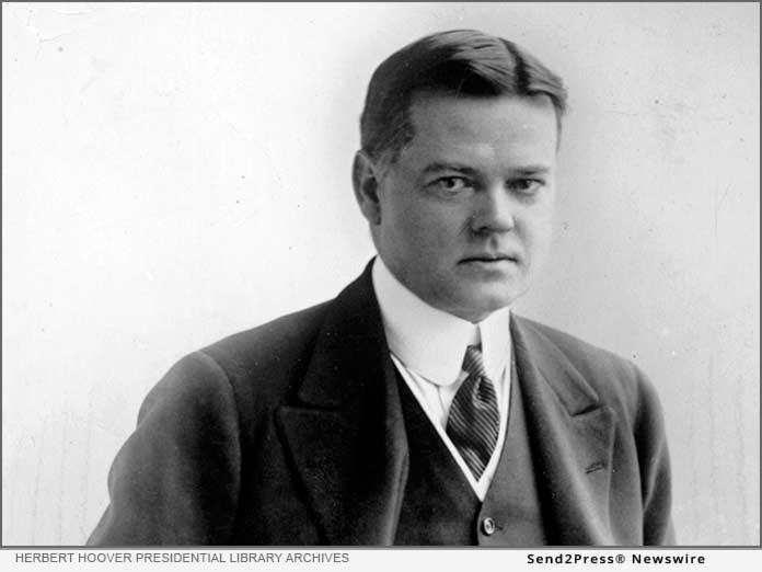 40-year-old Herbert Hoover