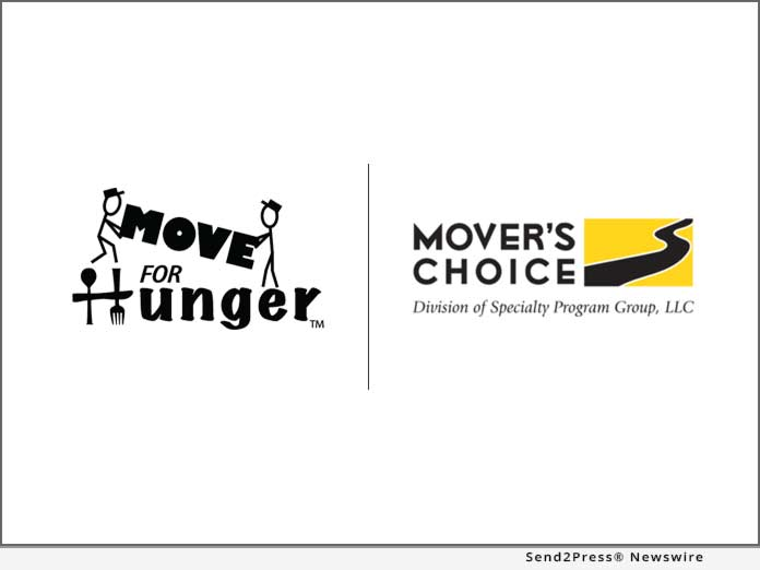 Move For Hunger and Mover's Choice