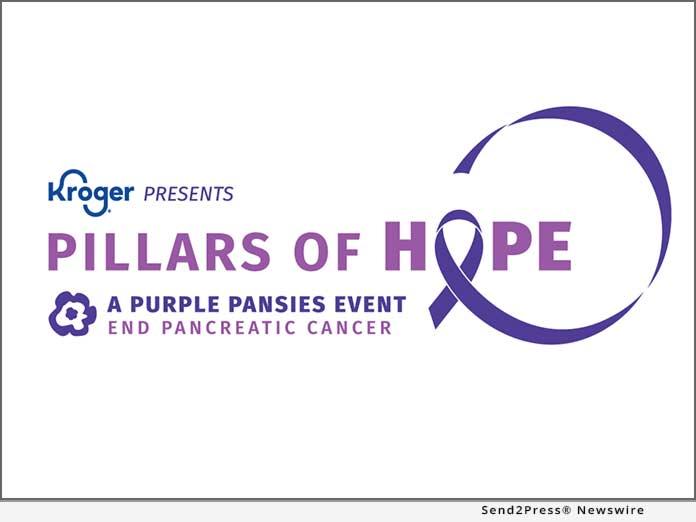 Purple Pansies - Pillars of Hope