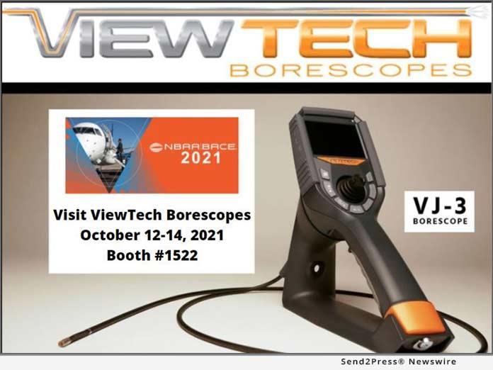 ViewTech Borescopes - NBAA BACE