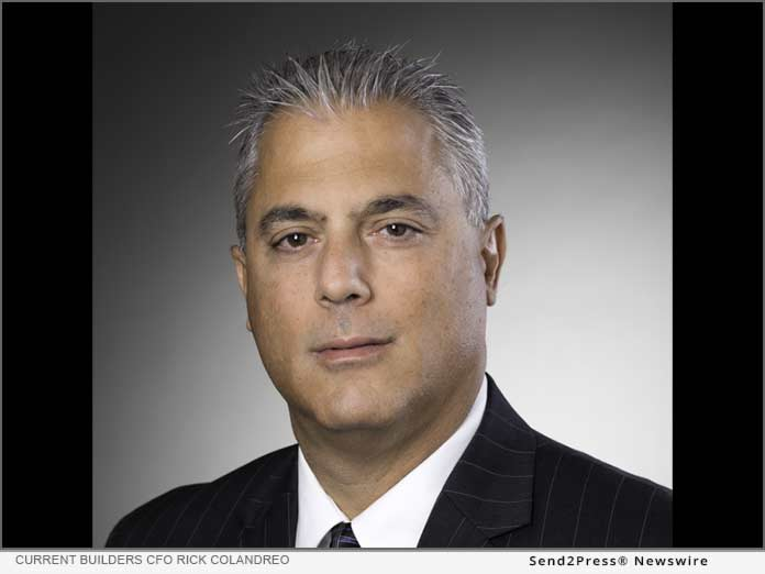 Current Builders' CFO Rick Colandreo