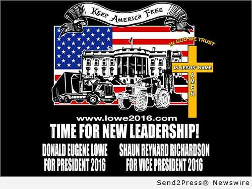 Lowe for President 2016