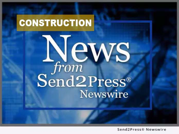 Construction news via Send2Press Newswire